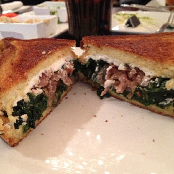 Not Your Mamas Grilled Cheese
