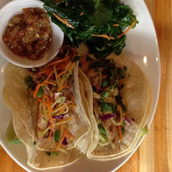 Fish Taco @ Lyfe Kitchen