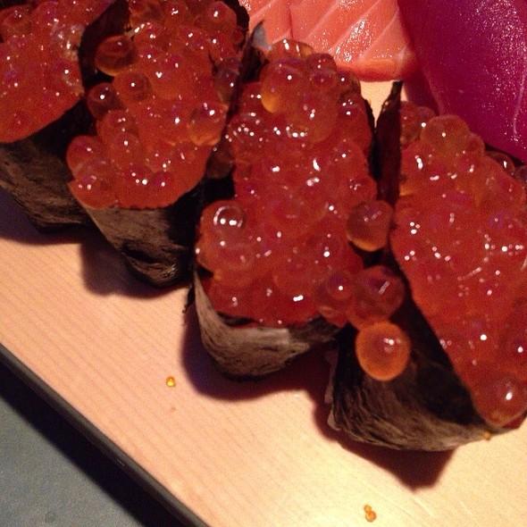 Salmon Caviar Nigiri