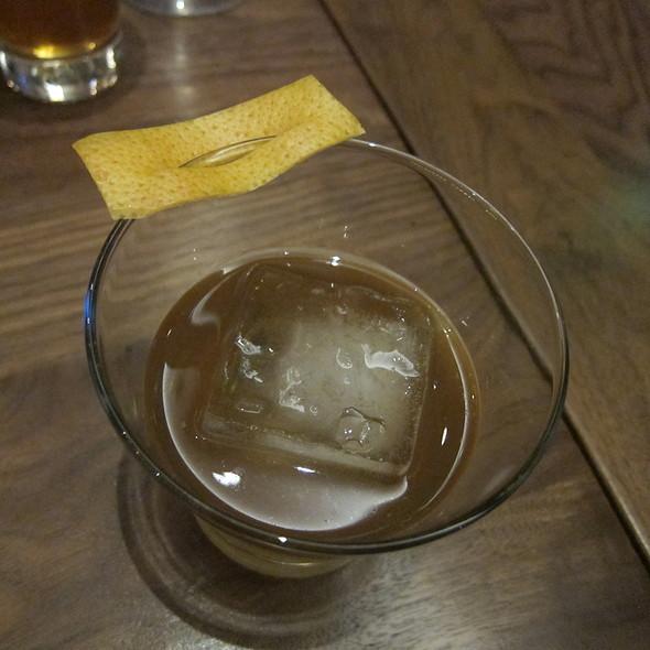 Old Fashioned @ Trademark Bar