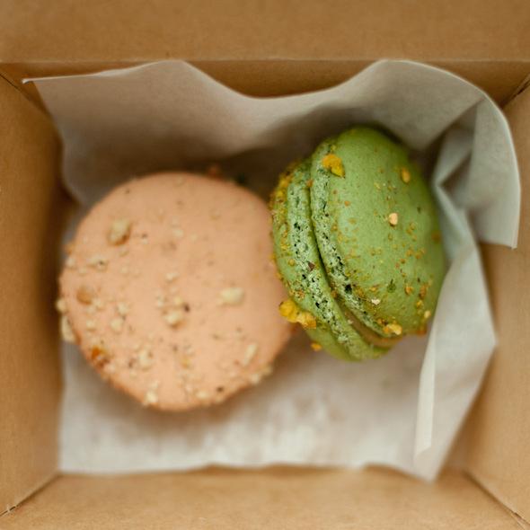 Macarons @ Citizen Cake