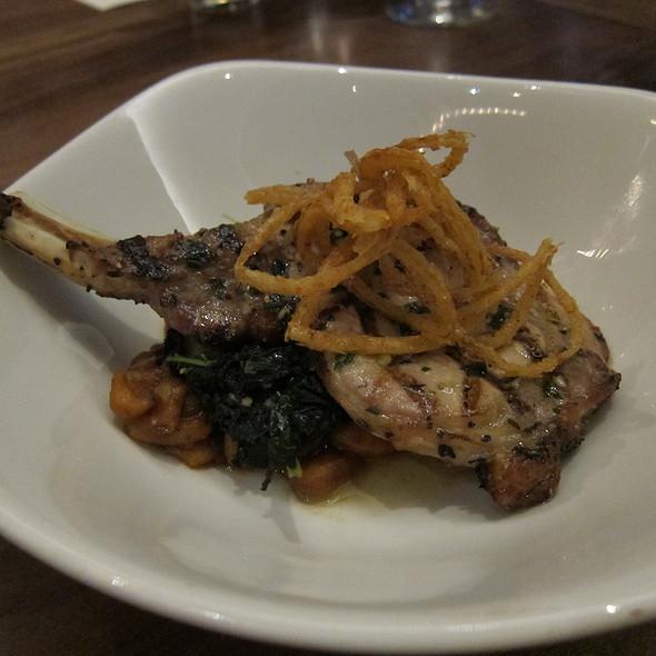Pork Chop @ Trademark Bar