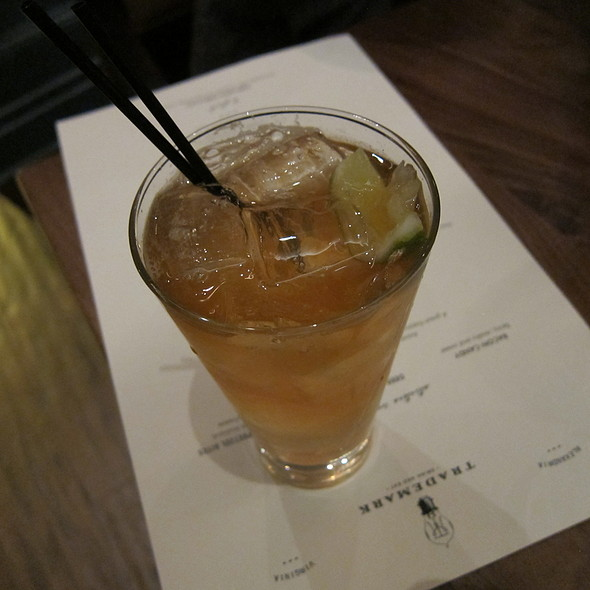 Highballs @ Trademark Bar