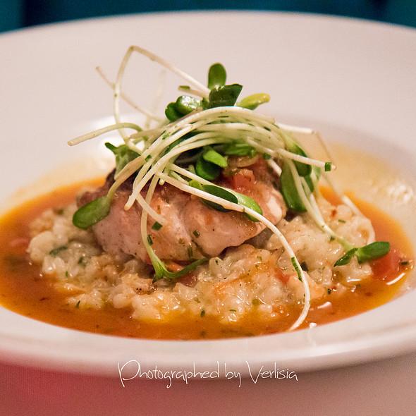 Golden Tile Fish - K restaurant, Orlando, FL