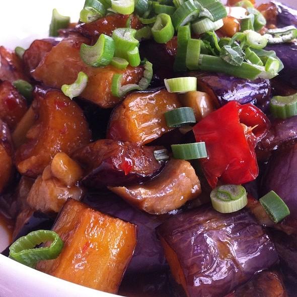 Diced Eggplant @ Dayali Restaurant