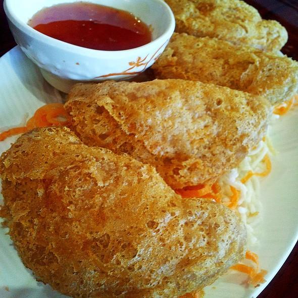Mamak Taro Shrimp @ Mamak Malaysian Restaurant