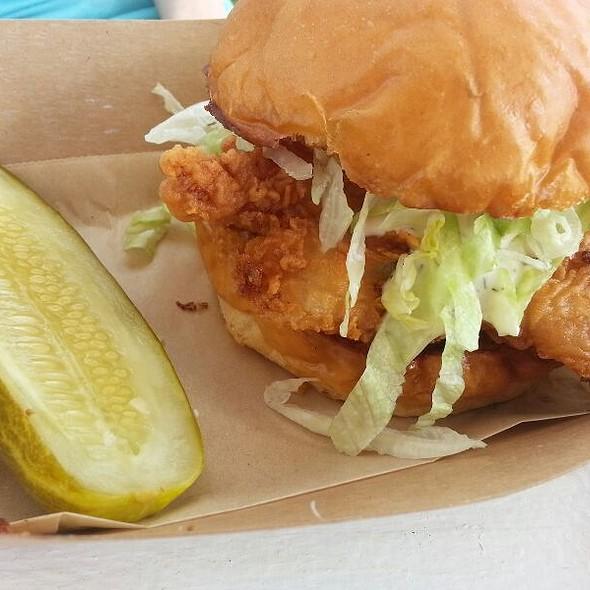 Grouper Sandwich @ The Gulf