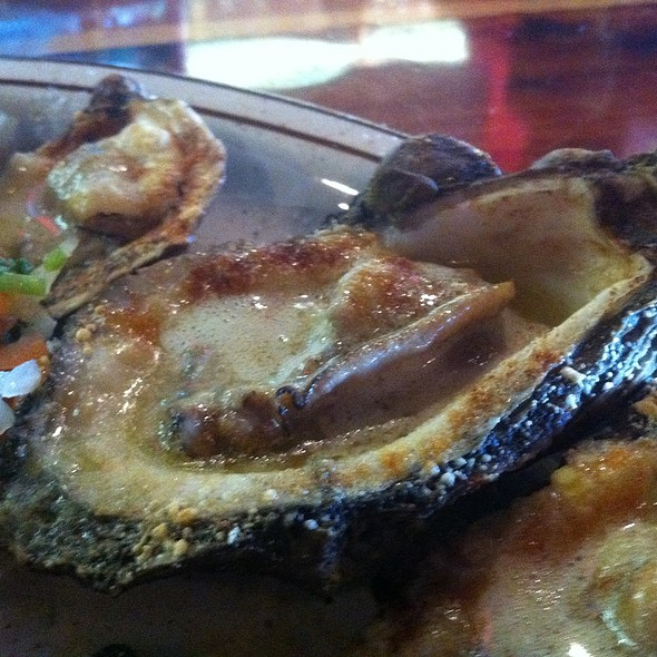 Grilled Oyster @ Texas Mesquite Grill