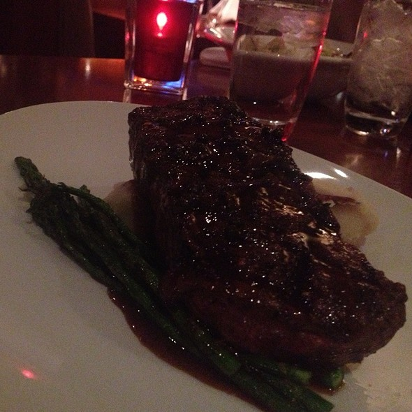 Grilled New York Strip - Redwater Rustic Grille - South, Calgary, AB