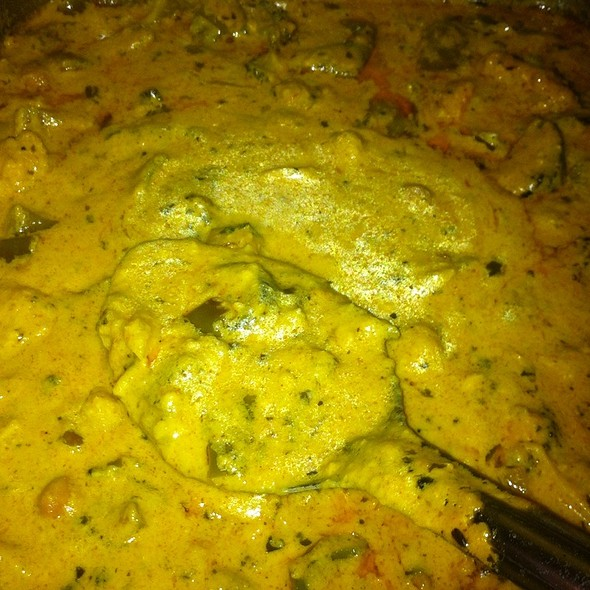 Vegetable Korma - Mint Indian Bistro, Las Vegas, NV