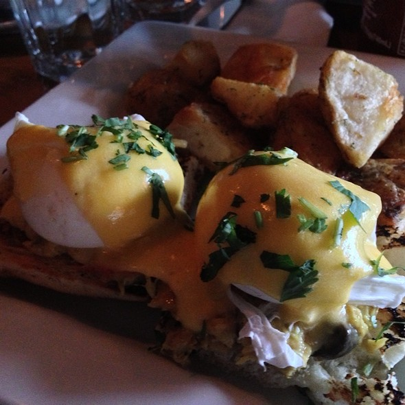 Curry Crab Benny - Supermarine, Vancouver, BC