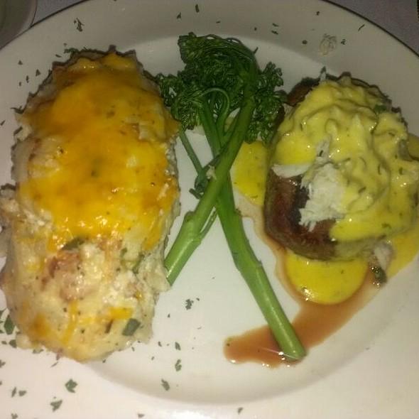Steak Oscar - Hereford House - Leawood, Leawood, KS