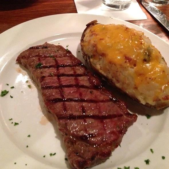 Steak filet - Hereford House - Leawood, Leawood, KS