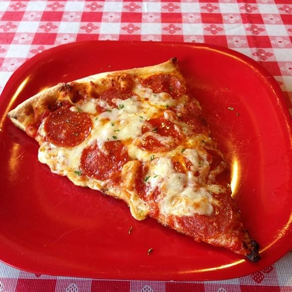 Pepperoni Slice @ Feraro's Jersey Style Pizza