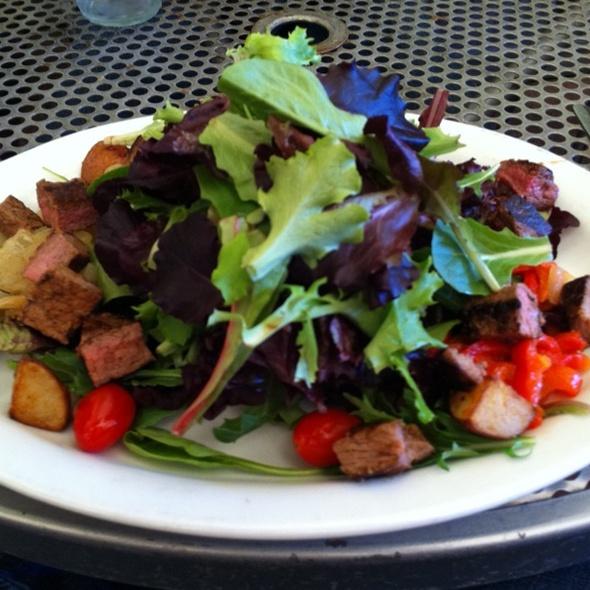 Steak Salad @ Mars Bar & Restaurant