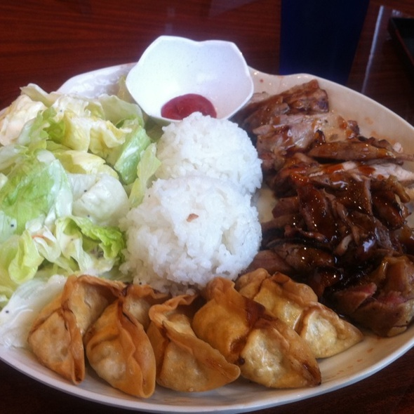 Terriyaki Chicken @ Ichi 18 Terriyaki