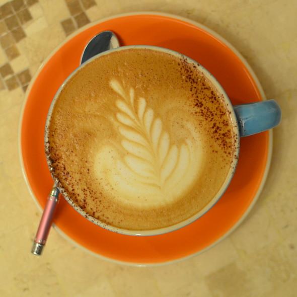 Mocha @ Caffe Bom