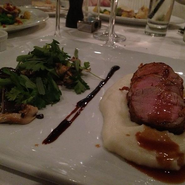 Pork Tenderloin - Joe's Restaurant, Venice, CA