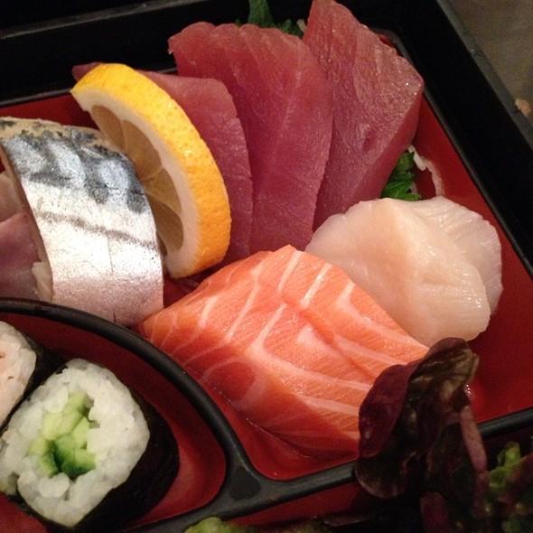Sushi Bento Box @ Eat Tokyo