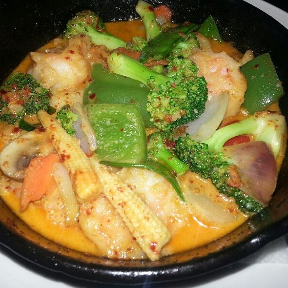 Red Curry @ Ajisai Asian Cuisine