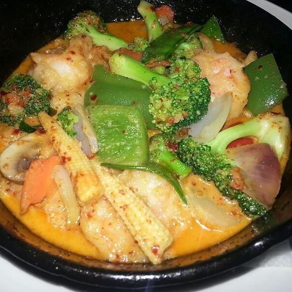 Red Curry @ Ajisai Asian Cuisine