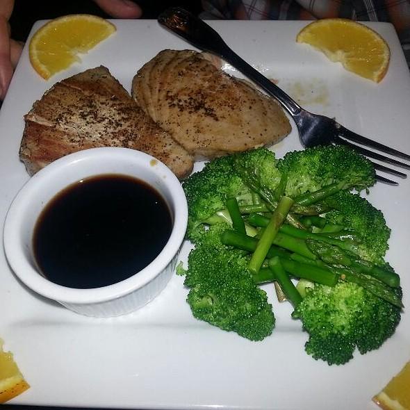 Pan Seared Tuna Steak @ Ajisai Asian Cuisine