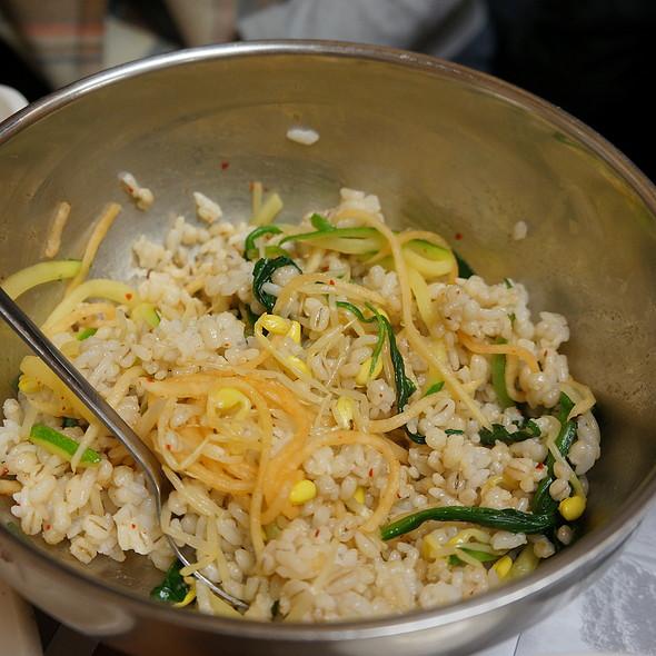 Boribap @ Cho Won Family Restaurant