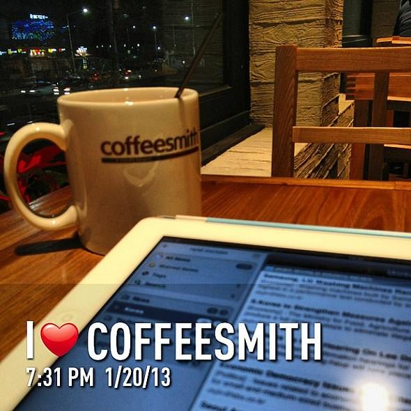 Just drip coffee please :) # @ coffeesmith