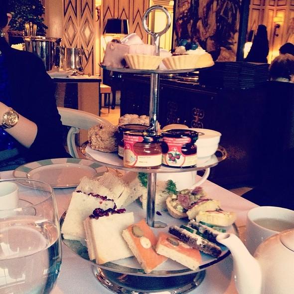 Afternoon Tea - BG - Bergdorf Goodman, New York, NY