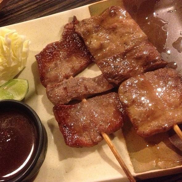 Beef Tongue @ Torajiro