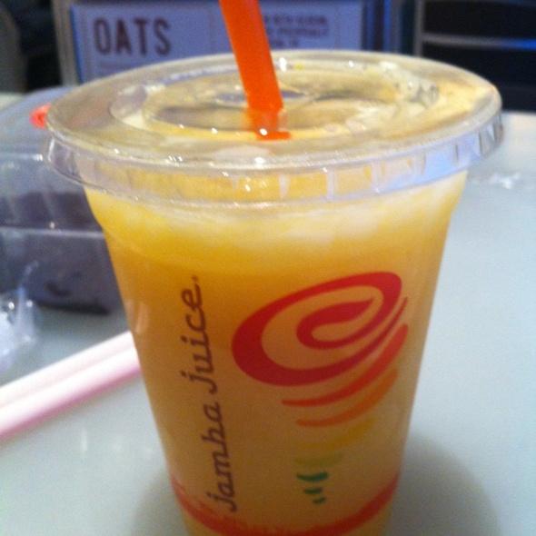 Fresh Squeezed Orange Juice @ Whole Foods Market - Columbus Circle