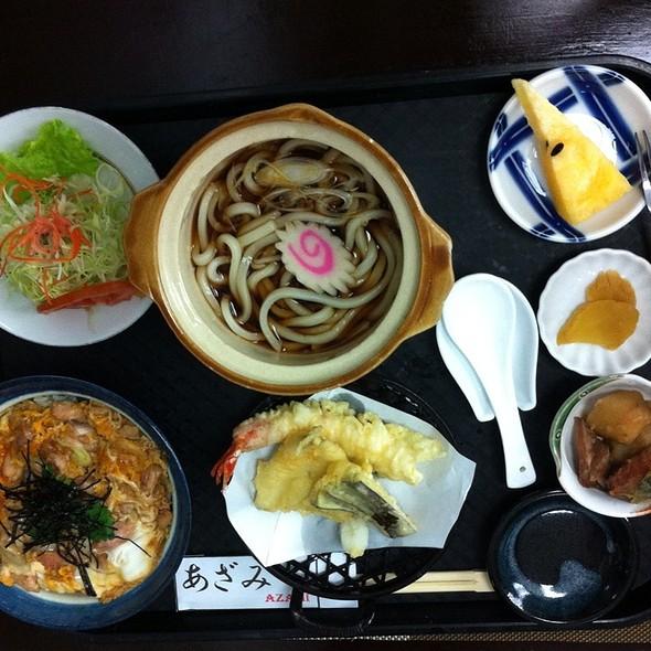 Oyakodon Set