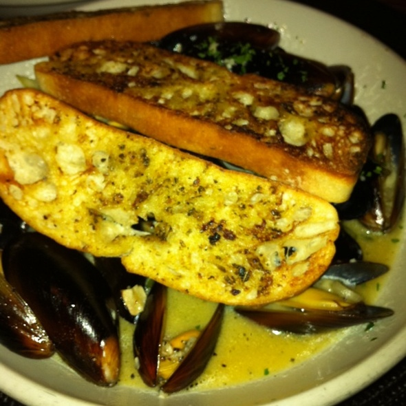 Mussels @ Via Baci