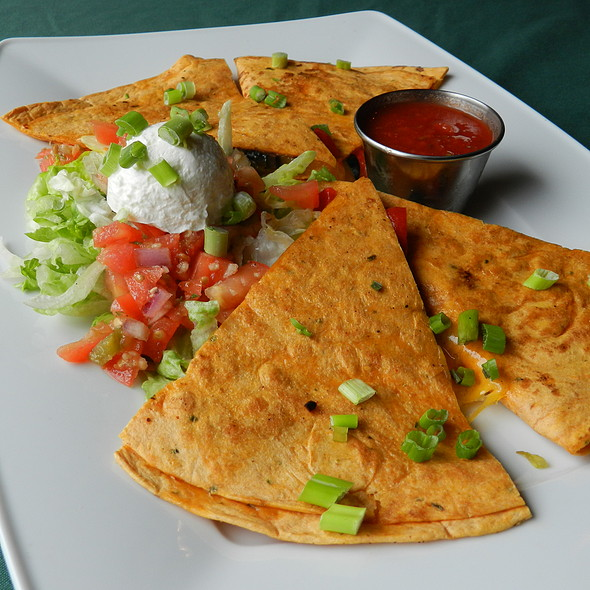 Quesadilla @ Rusch's Bar & Grill LLC