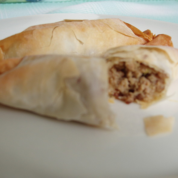 Iberian rolls @ Home