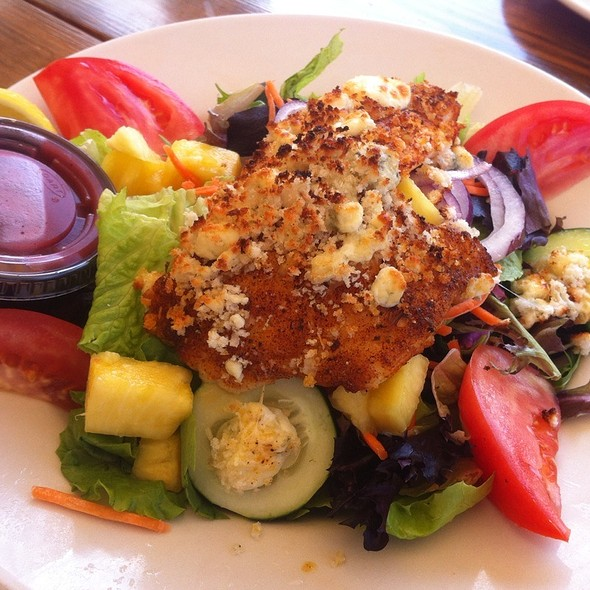 Hogfish Salad @ Island Fish Company