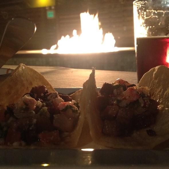 ribeye tacos @ Medallion Steakhouse