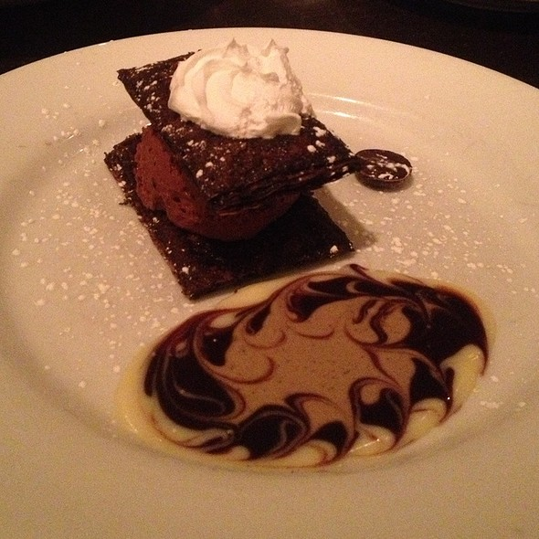 Chocolate Nepoleon