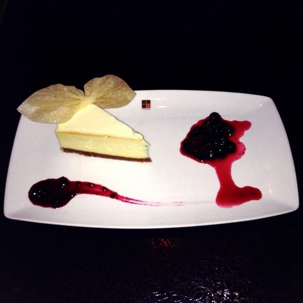 Cheesecake - NOVE Italiano, Las Vegas, NV