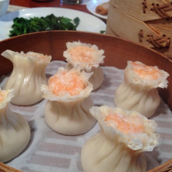 Steamed Shrimp And Pork Shao Mai