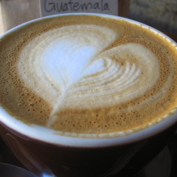 Cappuccino @ Sightglass Coffee