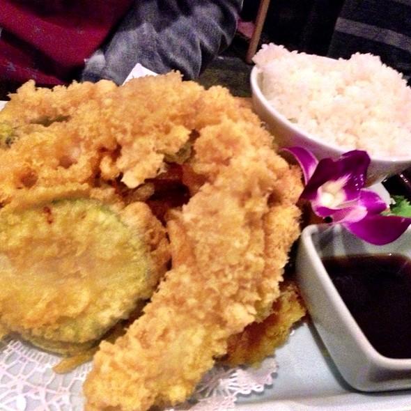 Chicken Tempura @ Kampai Japanese and Thai Restaurant