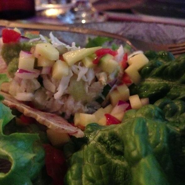 Crab Salad @ Bangkok & Bombay