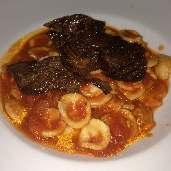 Braised Short Ribs Bolognese - Barbounia, New York, NY