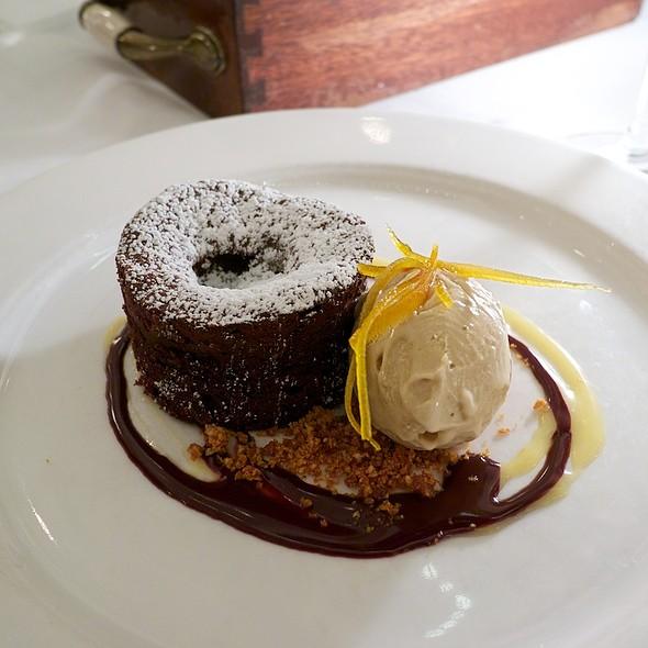 Chocolate Hazelnut Cake - Babbo Ristorante, New York, NY