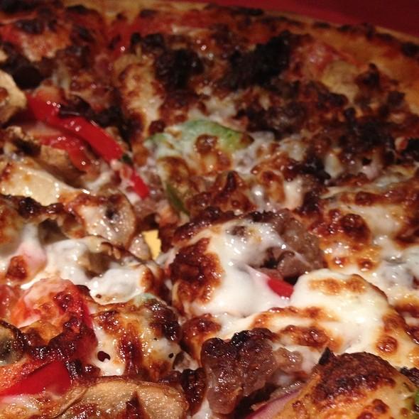 Original Bulgogi Pizza