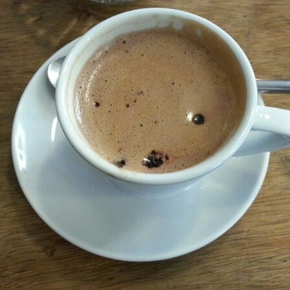 Moccachino @ CAMONDAS Schokoladen-Kontor & Schokoladenmuseum