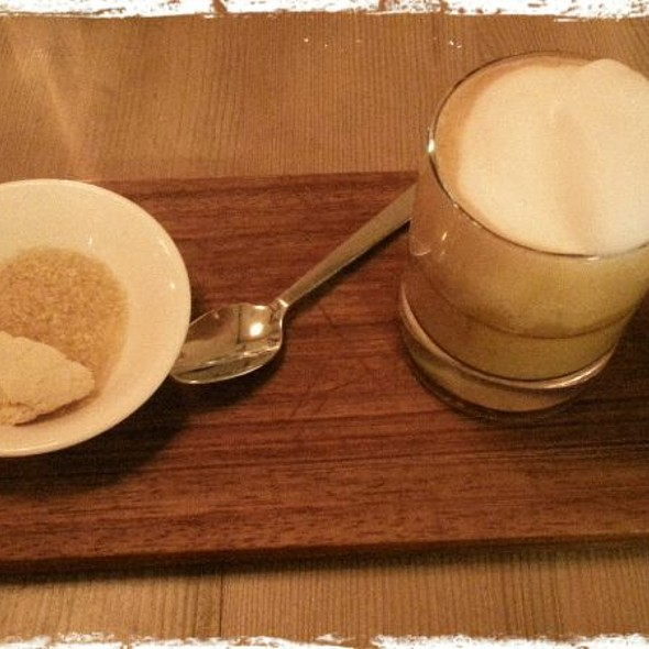 Cappuccino @ FILETSTÜCK