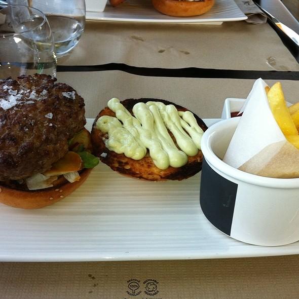 Hamburguesa Japonesa @ EWAN FOOD