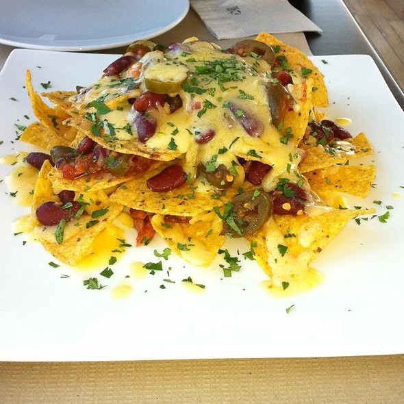 Nachos @ EWAN FOOD
